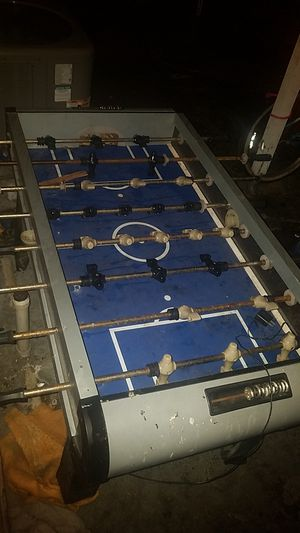 Table Top Soccer Game for Sale in Miami, FL