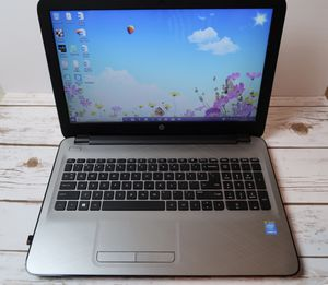"""HP Notebook - 15.6"""" for Sale in Plant City, FL"""