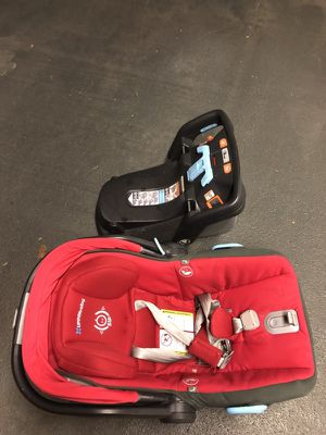 Uppababy Car Seat Infant to toddler red for Sale in Chicago, IL