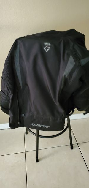 Motorcycle jacket for Sale in Wimauma, FL