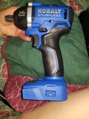 Kobalt Drill And 1 Battery for Sale in Shelby, NC