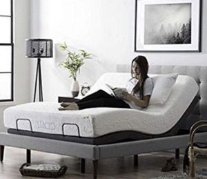 NEW IN BOX FULL ADJUSTABLE BED & W/Wireless Remote, Dual Incline, Dual USB Port for Sale in Phoenix, AZ