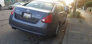 2007 Nissan Maxima for Sale in HILLTOP MALL, CA