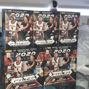 2020 NBA Panini PRIZM Draft Picks BlasterMega Box for Sale in Miami, FL