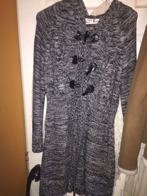 Cardigan long sweater catos for Sale in Paragould, AR