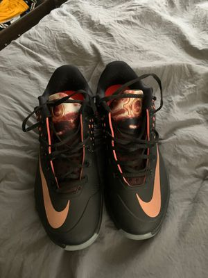 KD basketball shoes size 12 for Sale in Downey, CA