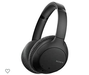 sony wireless noise cancelling stereo headset, headphone, noise cancelling, bluetooth, wireless, black, music, call, not an earbud, very comfortable for Sale in Chicago, IL