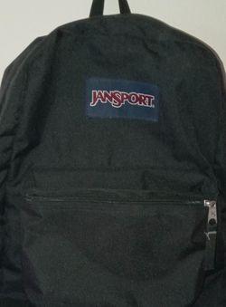 Jansport Backpack Black for Sale in Grand Prairie,  TX