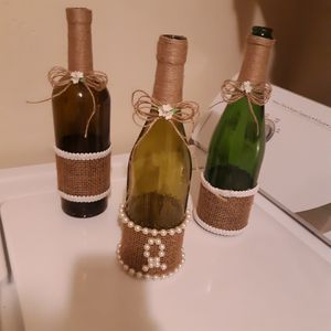 Botellas decoradas for Sale in Montclair, CA