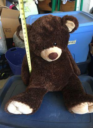 Bear- stuffed animal for Sale in Temecula, CA