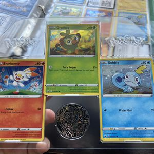Pokémon Cards With Tin And Accessories for Sale in St. Petersburg, FL