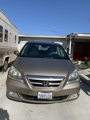 2005 Honda Odyssey Touring for Sale in San Diego, CA