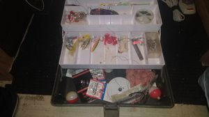 Two fishing tackle boxes for Sale in Portland, OR