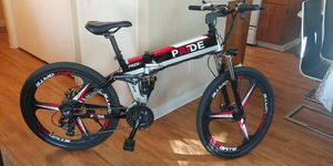 Folding Ebike . Electric bike for Sale in Stockton, CA