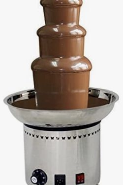 Hot Sell Tiers Stainless Party Cater Hotel Commercial Chocolate Fountain Chocolate Fondue Fountain Machine (ANT-8060) for Sale in Maywood,  IL