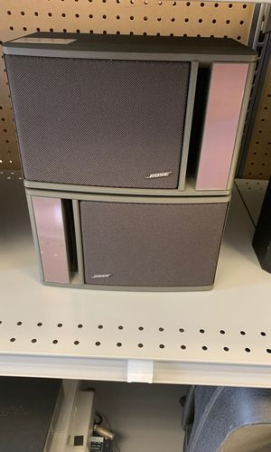 Bose home speakers for Sale in Chicago, IL