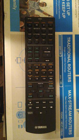 Yamahab Rav-242 receiver remote for Sale in Phoenix, AZ