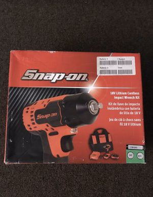 Impact wrench kit for Sale in Los Angeles, CA