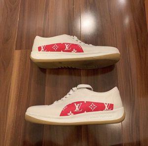Supreme x Louis Vuitton Sneakers for Sale in Missouri City, TX