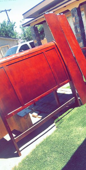 Every thing has to go table bed frame everything comes together for Sale in Chandler, AZ