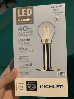 Lights bulbs for Sale in Eau Claire, WI