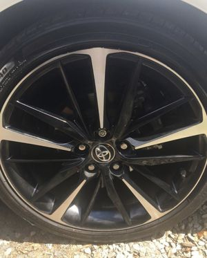 5x114.3 toyota camry rims for Sale in Meriden, CT