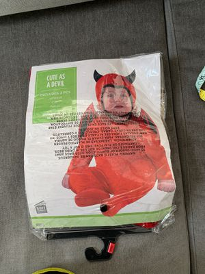 Little devil baby Halloween costume for Sale in Coral Gables, FL