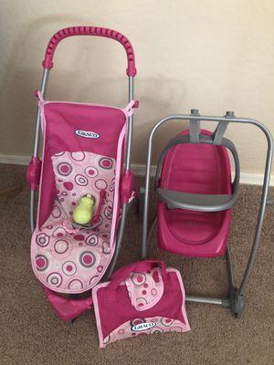 Grace baby doll stroller/car seat set for Sale in Casa Grande, AZ
