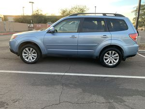 2012 Subaru Forester for Sale in Peoria, AZ