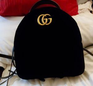Authentic Gucci backpack for Sale in Alameda, CA