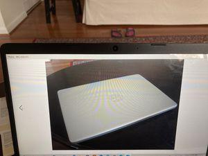 HP 14 DF Intel core I3-8130U 4GB 128 GB SSD 14 inch full HD 1080 P laptop. for Sale in Alexandria, VA