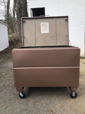 Knaack tool box for Sale in Germantown, MD