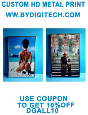 HD METAL PRINTS HIGH QUALITY for Sale in Cary, NC