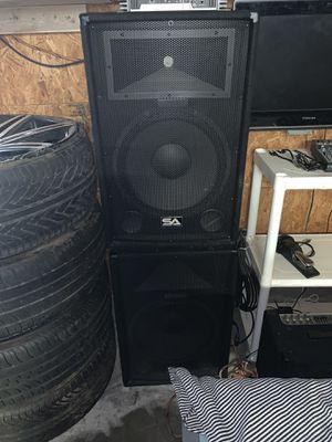 DJ equipment for Sale in Fresno, CA
