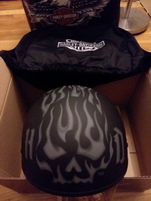 Harley Davidson Motor Cycle Helmet. New in box with tags for Sale in Mahopac, NY