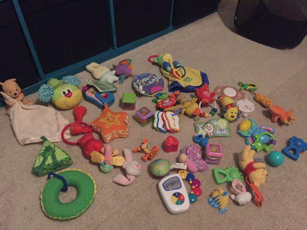Baby toys assortment