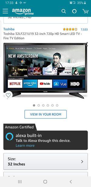 New in box 32in TV for Sale in Marysville, WA