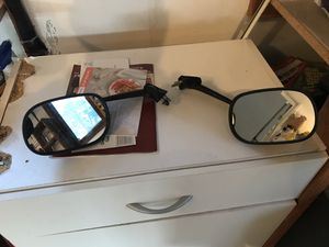 Yamaha R6 motorcycle mirrors for Sale in East Hanover, NJ