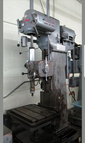 "CLEEREMAN 25"" Heavy Duty Power Feed Drilling Machine DC-25 for Sale in Chatsworth, CA"