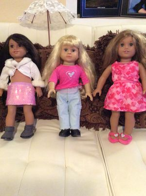 AMERICAN GIRL DOLL _ year 2014_2017- for Sale in Kissimmee, FL
