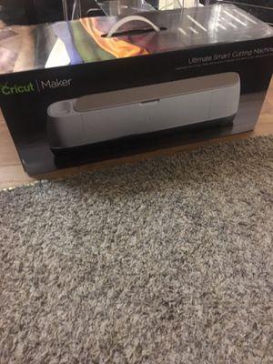 Cricut maker Brand New for Sale in Fresno, CA