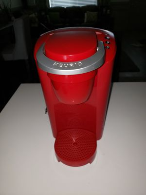 Red Keurig coffee maker for Sale in North Salt Lake, UT