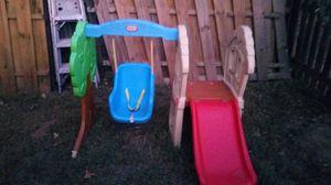 Little Tikes Hide & Seek Climber & Swing for Sale in Lorton, VA