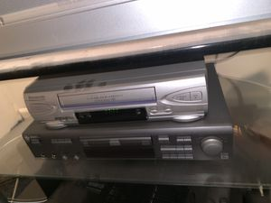 Dvd vcr and lots of tapes for Sale in CT, US