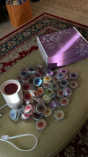 Scentsy candle - starter kit set for Sale in Las Vegas, NV