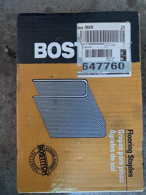 "Bostitch 2"" Staples for Sale in El Sobrante, CA"