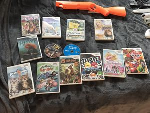 Wii w ton of extras. Tons!!!! for Sale in Montgomery, AL