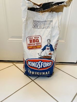Kingsford charcoal for Sale in Kensington, MD