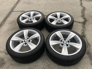Bmw wheels and tires for Sale in Winter Haven, FL