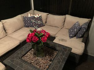 FREE PATIO SECTIONAL for Sale in Pompano Beach, FL